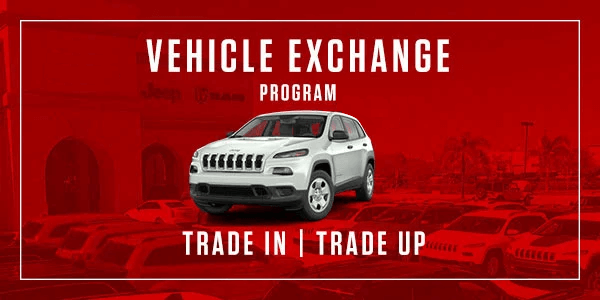 LLCDJR Vehicle Exhange Program