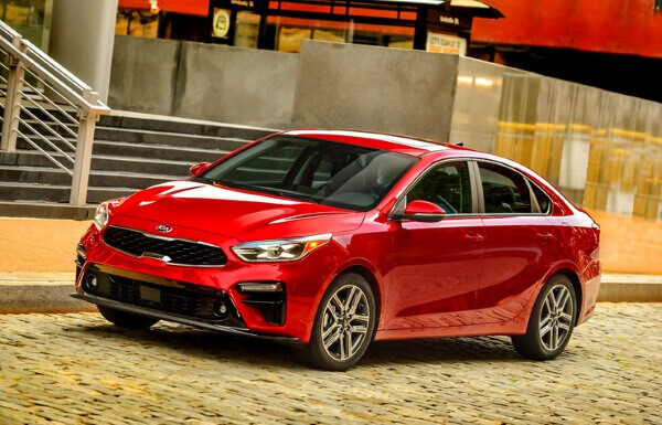 January 2020 - 2020 Kia Forte Rebate