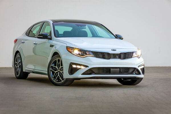 2020 Kia Optima March 2020 Rebate
