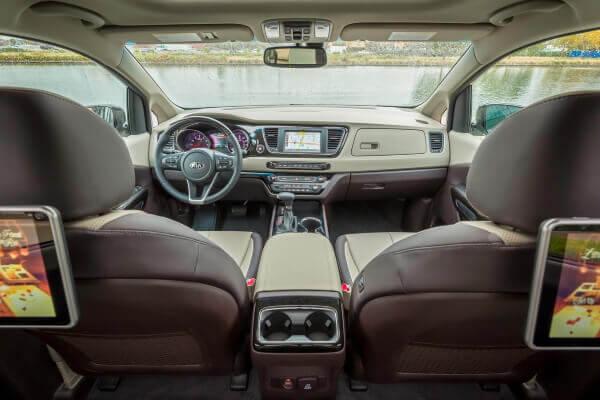 July 2020 - 2021 Kia Sedona EX / SX Rebate