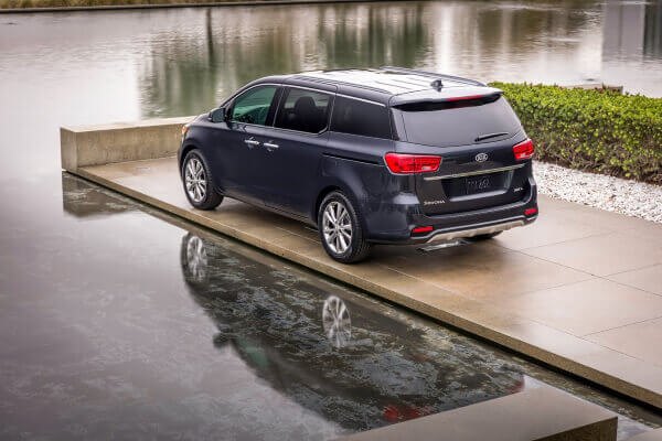2020 Kia Sedona January 2020 Rebate