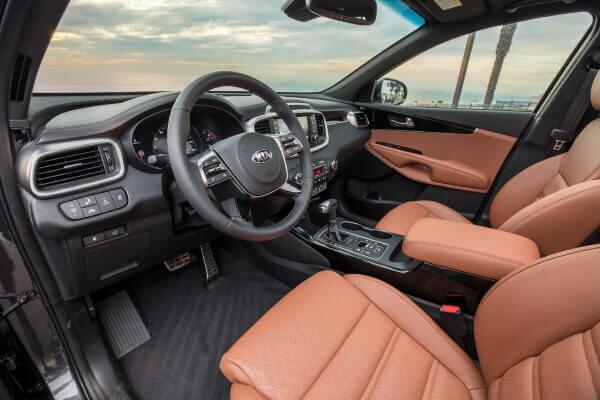 April 2020 Sorento S 3.3L V6 6 A/T AWD Lease Deal