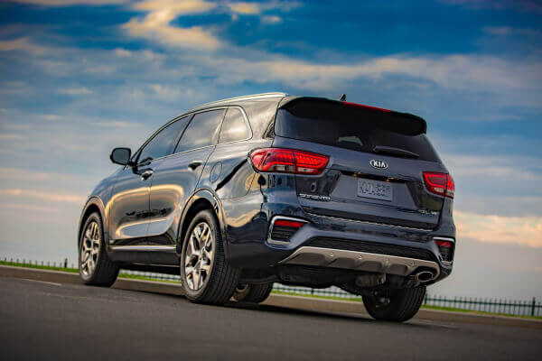July 2020 Sorento S 3.3L V6 6 A/T FWD Lease Deal