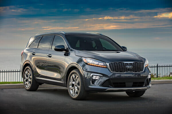 July 2020 Sorento LX 2.4L I4 6 A/T FWD Lease Deal