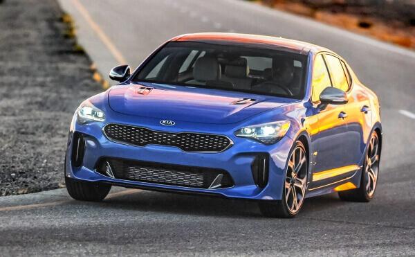 April 2020 - 2020 Kia Stinger V6 Rebate