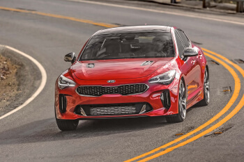 Kia Summer Sales Event - 2020 Kia Stinger 4-Cyl Trade Assistance Cash