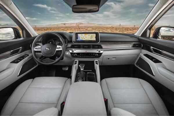April 2020 Telluride LX 3.8L AWD Lease Deal