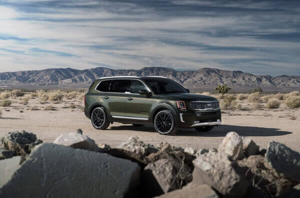 July 2020 Kia Telluride Lease & Finance Specials